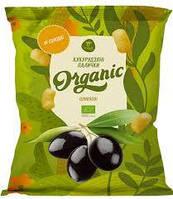 Кукурудзяні палички оливкові органічні, 70 г, ТМ ЭКОРОД