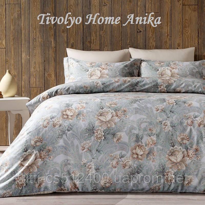 Постельное белье  Tivolyo Home с красивыми цветами