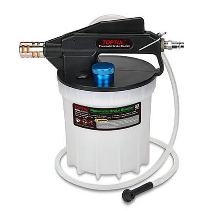 Устройство для замены тормозной жидкости пневматическое TOPTUL JEDF01B0E, фото 2