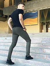 """Мужские Коттоновые штаны Intruder """"Strider"""" хаки в размере S(46) M(48) L (50) XL(52) XXL (54), фото 2"""