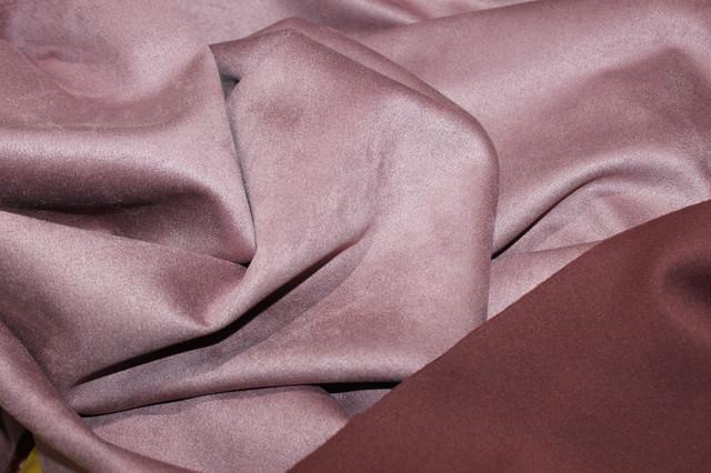 Ткань замша и эко кожа