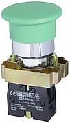 "XB2-BC31 Кнопка ""грибок"" (d 40 мм) ""Старт"" зеленая (A0140010052)"