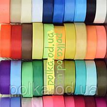 Лена репс цветная ширина 2.5см(1моток=23м)