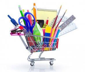 Канцелярські товари, шкільні сумки і рюкзаки, шкільні приладдя