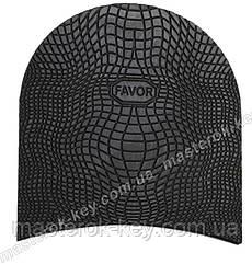 Набойка формованная Favor/Фавор цвет черный