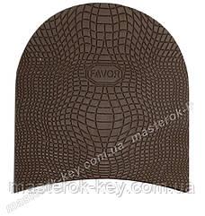 Набойка формованная Favor/Фавор цвет светло-коричневый (6)