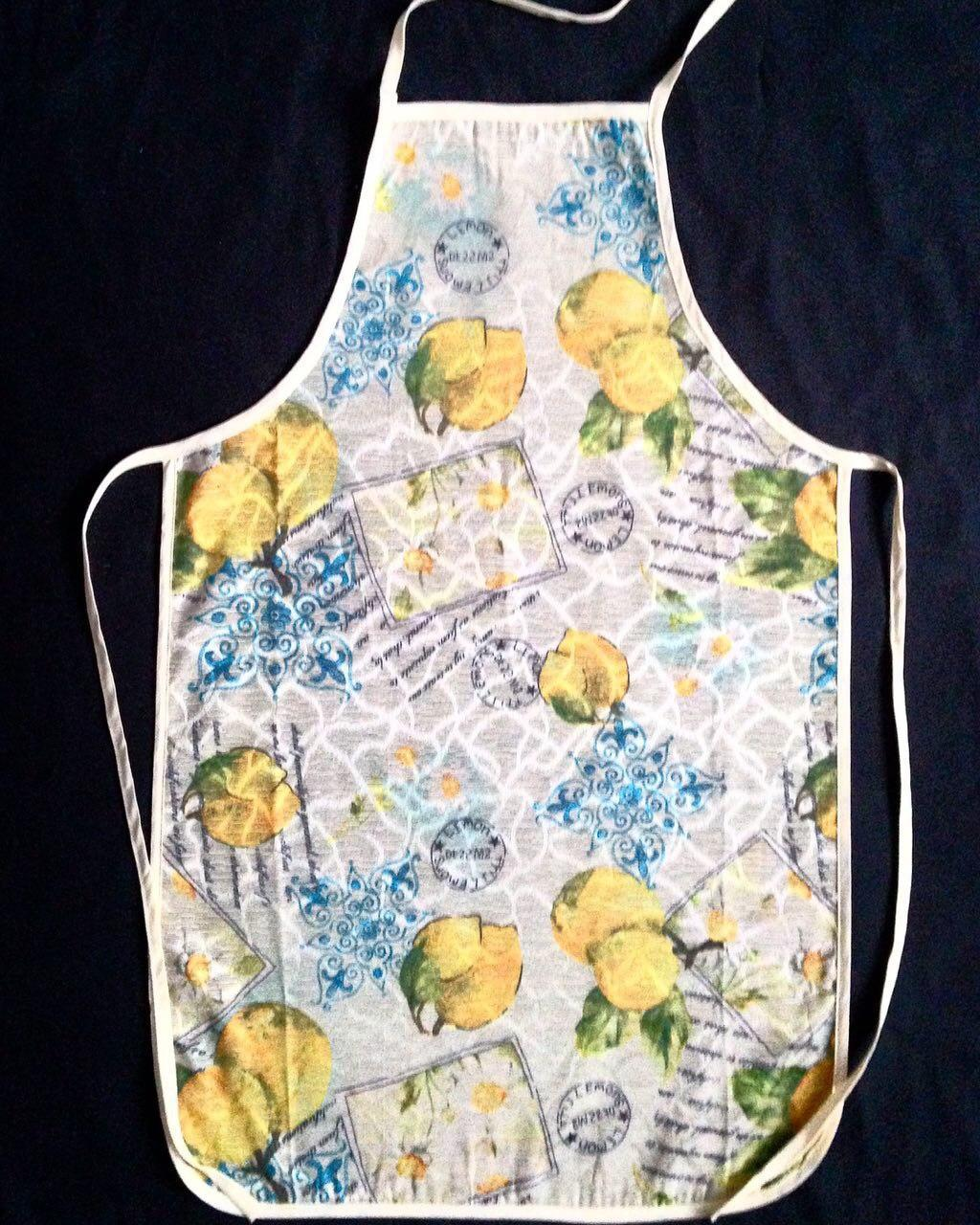 Кухонный набор с фартуком, полотенцем, прихваткой и рукавицей