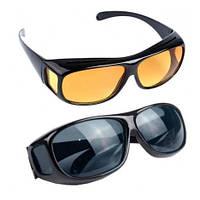 Антибликовые очки для водителя HD Vision №K12-53. Очки для вождения., фото 1
