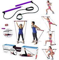 Тренажер для всього тіла для пілатес Portable Pilates Studio. Тренажер для домашньої тренування. Пілатес для ніг, фото 1