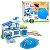 Конструктор 10612 (5шт) Полиция, каска, в коробке, 39-12,5-35см, шт