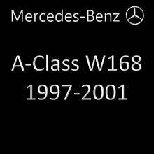 A-Class W168 1997-2001