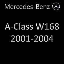 A-Class W168 2001-2004