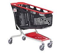 Візок для супермаркету 200 л ARAVEN SHOPPING CART LOOP 200 L
