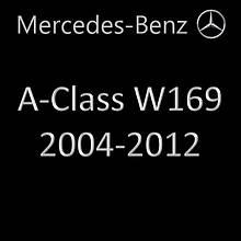 A-Class W169 2004-2012
