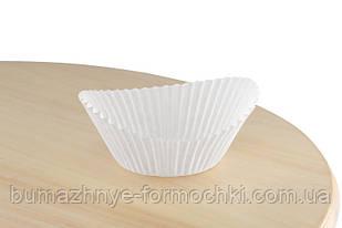 """Бумажные формочки для кексов и маффинов """"Ладья"""", 50х30"""