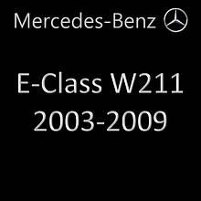 E-Class W211 2003-2009