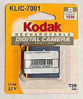 Акумуляторна батарея KODAK KLIC-7001 720mAh