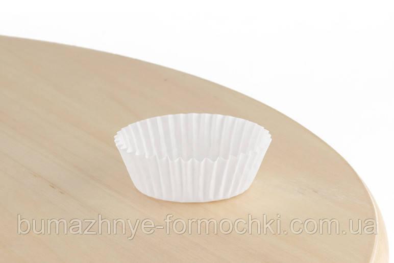 Бумажные формочки для конфет, ∅30 мм,