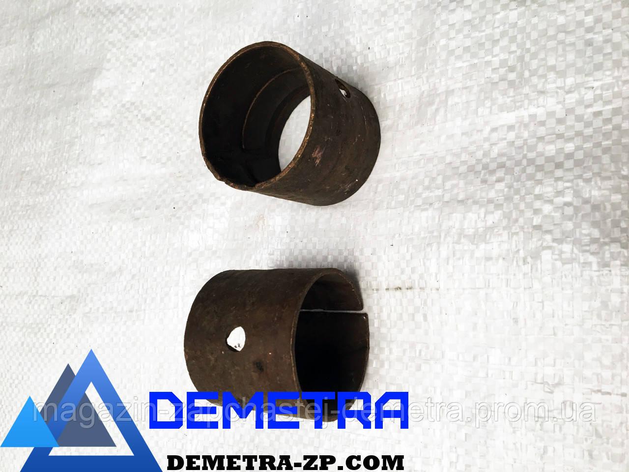 Втулка шкворня кулака поворотного ДОН-1500А/Б бронзовая.