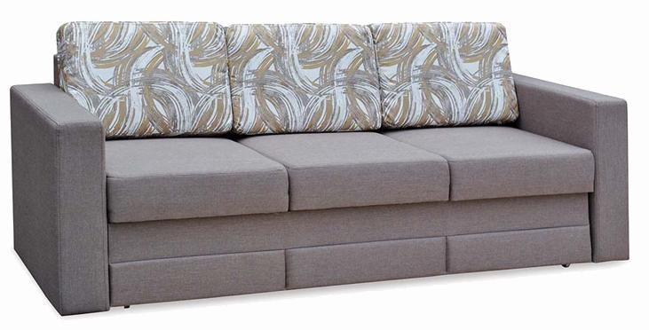 Прямой диван Аскольд 3-А Вика (раскладной)