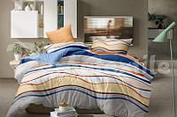 Двухспальный комплект постельного белья Сатин Люкс