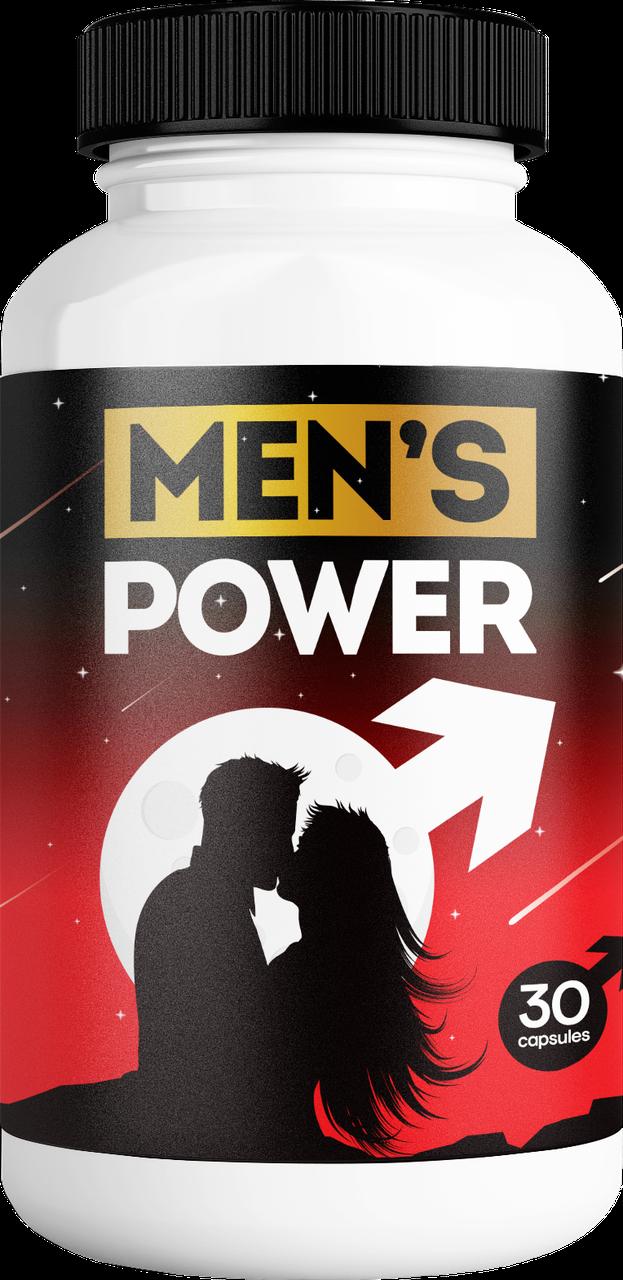 Men's Power (Менс Пауер) - капсули для потенції