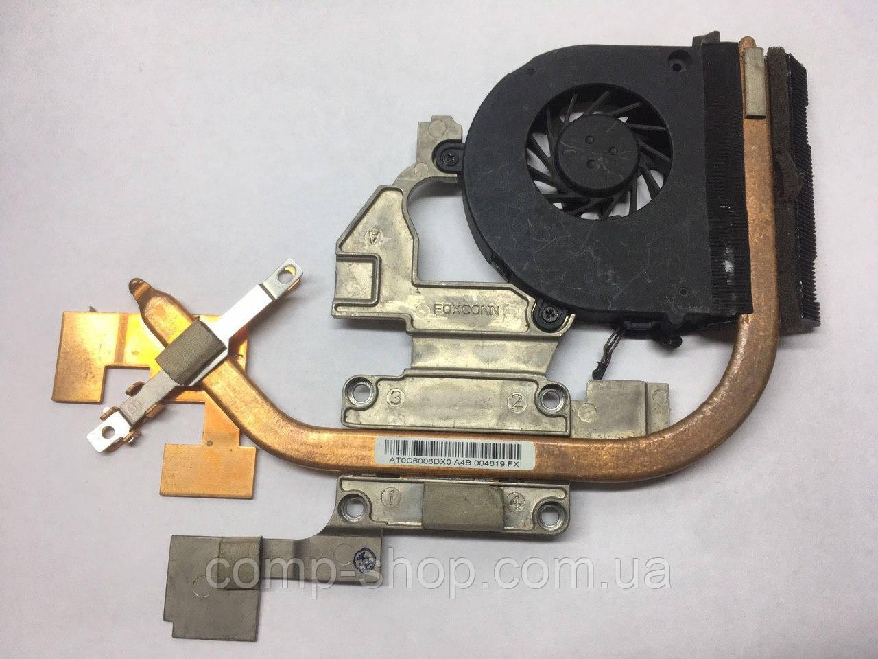 БУ Система охлаждения для ноутбука ACER 5551 AT0C6006DX0 A4B (Оригинал)