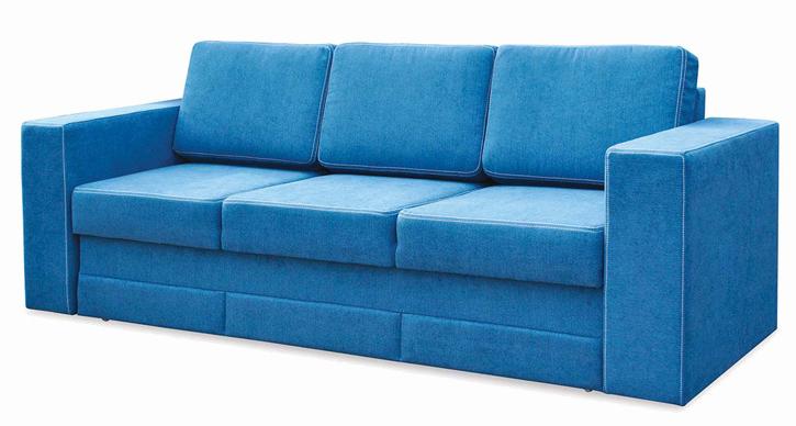 Прямой диван Аскольд 3-В Вика (раскладной)