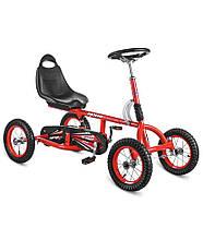 КАРТ M 1697-3-2 педальный велокарт