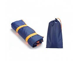 Сумка-подстилка LazyBones. Коврик туристический. Многофункциональная сумка-коврик 2в1.