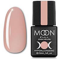 Гель-лак MOON FULL №301 светлый персик