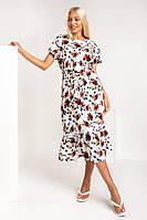 Романтичное элегантное платье на каждый день в расцветках оптом и в розницу XS, S, M, L