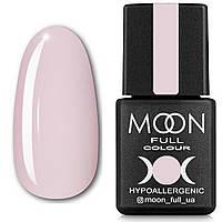 Гель-лак MOON FULL №302 нежно-розовый Крайола