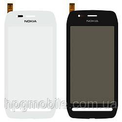 Сенсорный экран для Nokia 603, оригинал