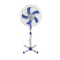 Вентилятор напольный DomotecMS-1621 белый