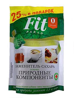 Фіт Парад №7 дой-пак 400 г + 25% – натуральний цукрозамінник для бажаючих схуднути