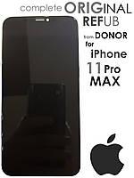 Дисплейный модуль для 11 PRO MAX оригинал Refub