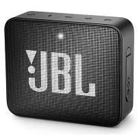 Акустическая система JBL GO 2 Black (JBLGO2BLK)