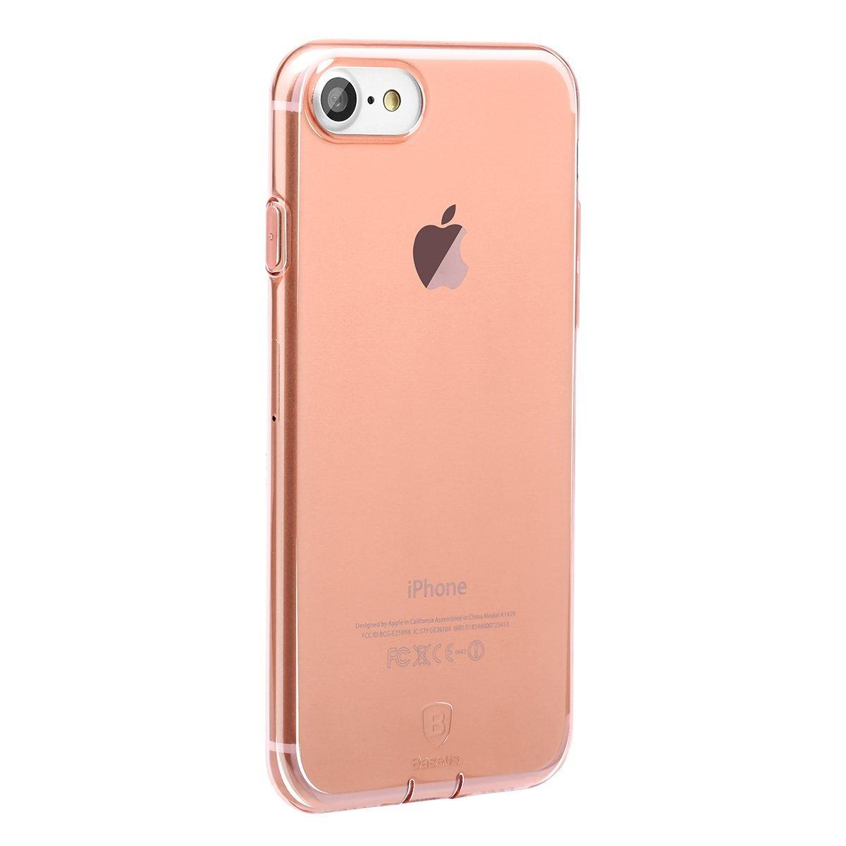 Simple Series With Pluggy TPU Case ((ARAPIPH7-A0R), Gold)