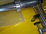 Соковыжималка СБ-1 с сальником ручная механическая кухонная , алюминиевая , Украина, фото 3