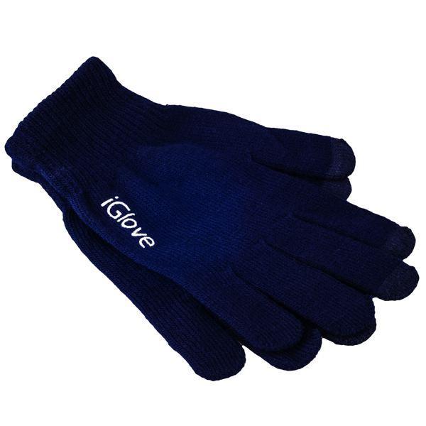 Перчатки iGlove для сенсорных экранов (Midnight Blue)