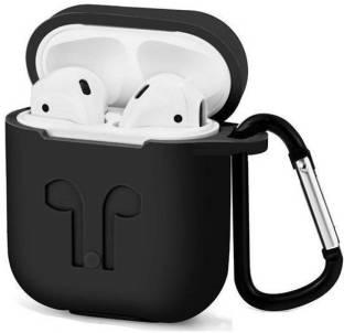 Силиконовый чехол для Apple AirPods (Clear)