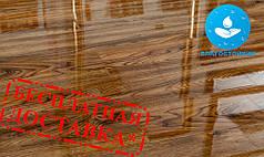 """Ламинат Öster Wald """"Дуб Тремолино"""" лакированный влагостойкий 33 класс, Германия, 2м.кв в пачке"""