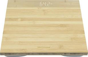 Medisana PS 440 Цифрові ваги для ванної кімнати Вага діапазону  180 кг Бамбук
