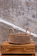 Корзина из джута Basket mini, фото 1