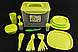 Столовый набор для пикника 55 предмета Picnic Package 55-ОМ, фото 3