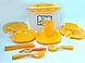 Столовый набор для пикника 55 предмета Picnic Package 55-ОМ, фото 4