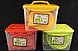 Столовый набор для пикника 55 предмета Picnic Package 55-ОМ, фото 2