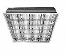 Растровые светильники и ЛПО ( под ЛЕД лампу )