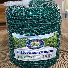 Кембрик - агрошнурок для подвязки растений, 3 мм (1 кг) длина 230 метров Super Extra Италия